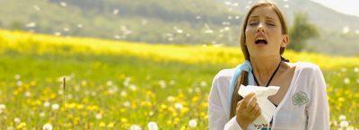 sintomas de la alergia primaveral
