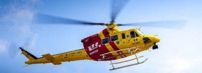 helicoptero de rescate