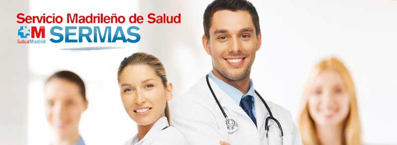 oposiciones sanidad madrid